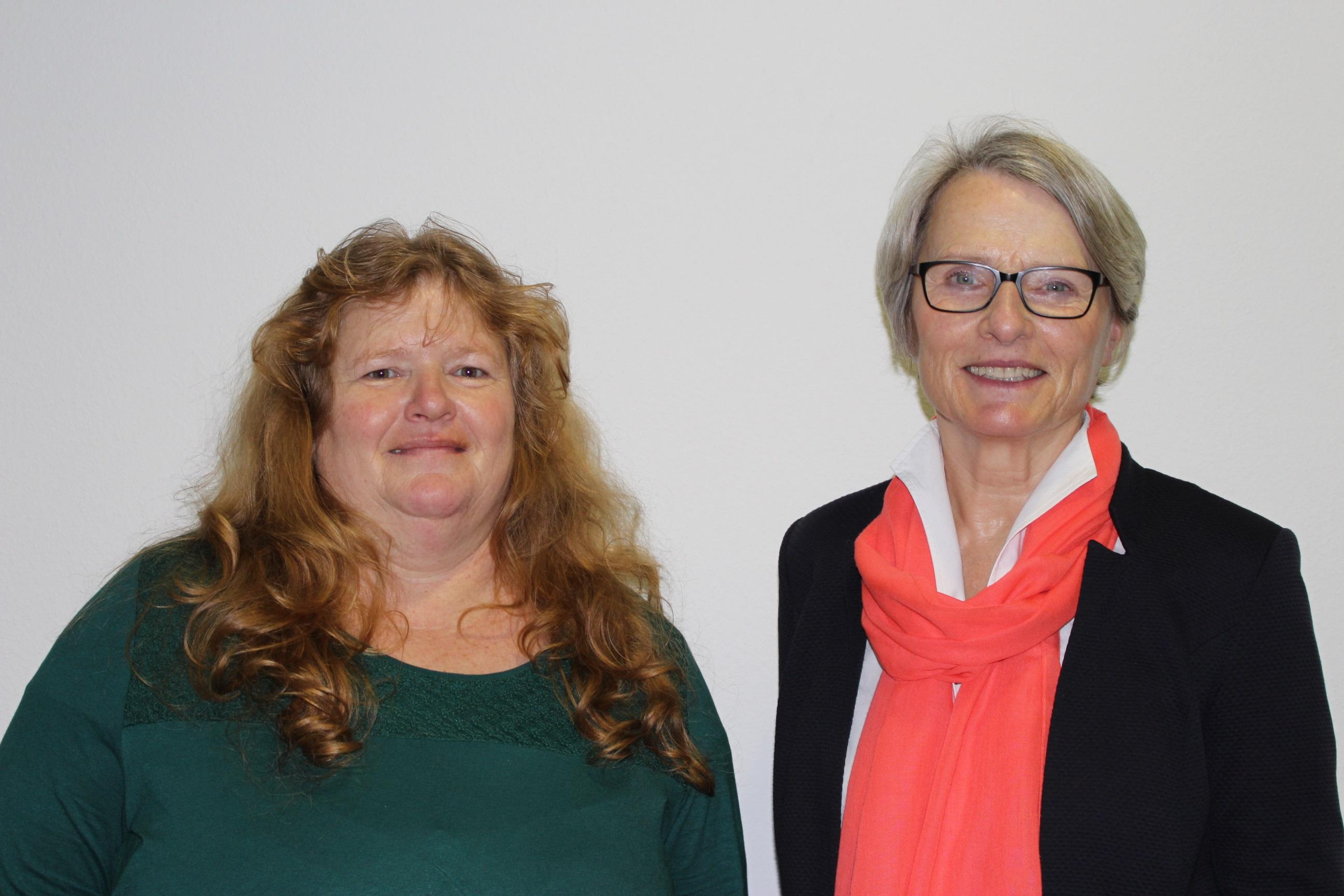 Bettina Latsch & Dr. Ulrike Freundlieb